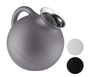 Eva Solo Termos Globe Teekanne, 1L Kolor Nordic Grau