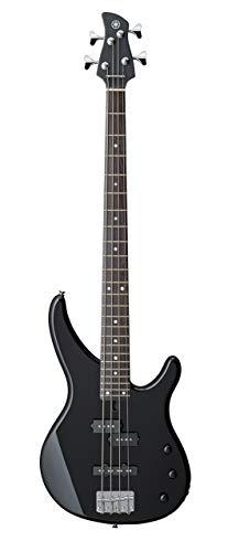 YAMAHA TRBX174 Guitarra eléctrica, toma de sistema de refuerzo, Negro (Black)