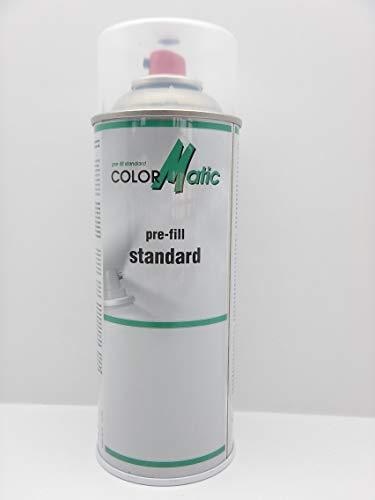 AUTOLACK KFZ Lack LA7W REFLEXSILBER METALLIC LACKSPRAY Spray SPRAYDOSE (1)