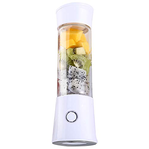 chusecure Portable Blender for Shakes and Smoothies Personal...