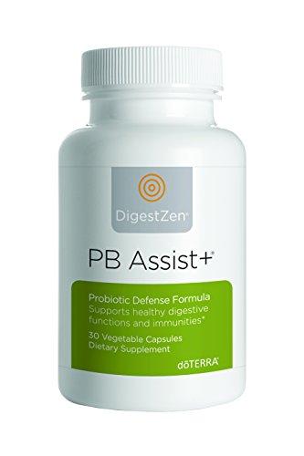 doTERRA - DigestZen PB Assist+ Probiotic Defense Formula - 30 Veggie Caps