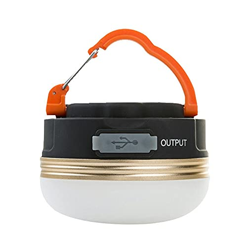 USB LED camping luz tienda linterna Super brillante noche lámpara 3 modos camping al aire libre linterna para senderismo camping emergencias