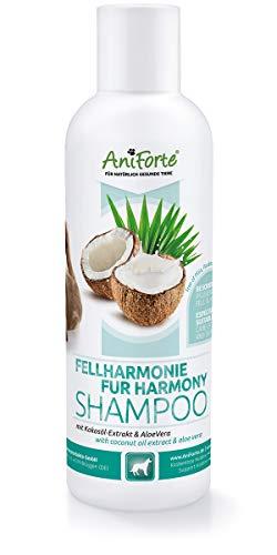 AniForte Shampooing pour chiens avec extrait de noix de...