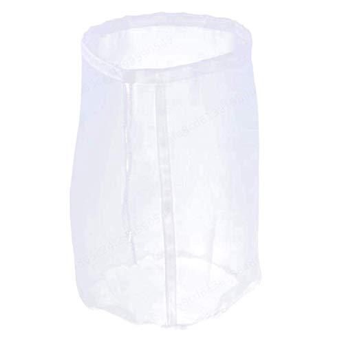 Color Blanco Nuez Yogur Leche Espesar Alta eficiencia Bolsa de Colar con cordón Bolsa de Filtro de Miel Bolsa de colador de Alimentos Herramienta de Apicultor