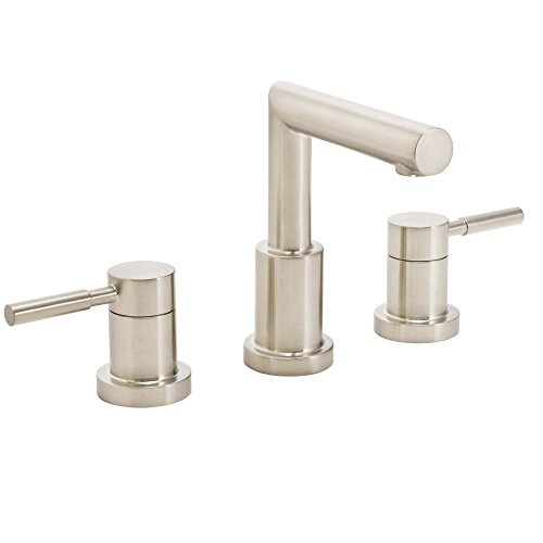 "Speakman SB-1021-E-BN Neo Collection Widespread Faucet, 8"", Nickel"