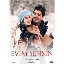 Evim Sensin (DVD) by Fahriye Evcen