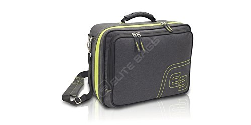 Elite Bags Qvm-00020/17 – Koffer für Zuhause Bioton, Limettengrau, Urban & Go | Elite Bags