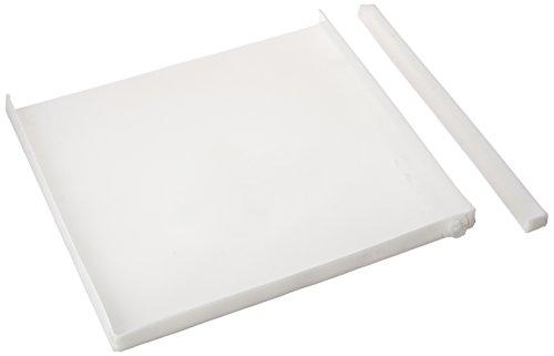 """WESTLAND SALES PI-22 Drain-A-Way Pan 24"""" X 22.5"""" , white"""