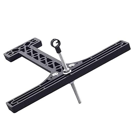 Liadance Tiro con Arco recurvado de Vista, Ajustable Archer Recurvo Sight T Forma de Disparo Accesorios para Herramientas de Arco de Madera
