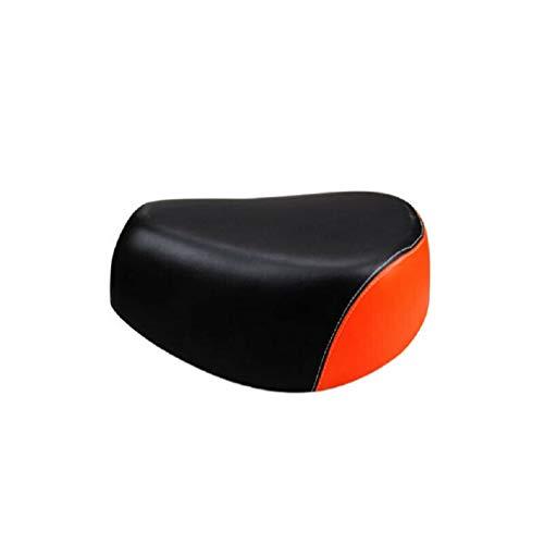WZ YDTH Comfort Bike Seat, Meest Comfortabele Vervanging elektrische Fietszadel Suspension Brede Zachte Gecapitonneerde Bike Zadel, Universele Fit voor Oefening Outdoor Bikes