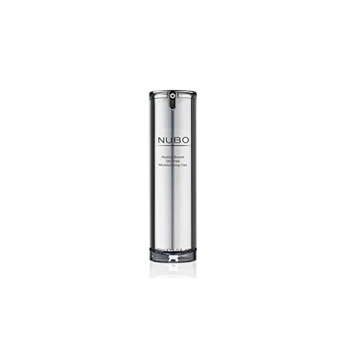 振るう虚偽気晴らしNubo Hydro Boost Oil Free Moisturising Gel (30ml) (Pack of 6) - 水力ブーストオイルフリーの保湿ジェル(30ミリリットル) x6 [並行輸入品]