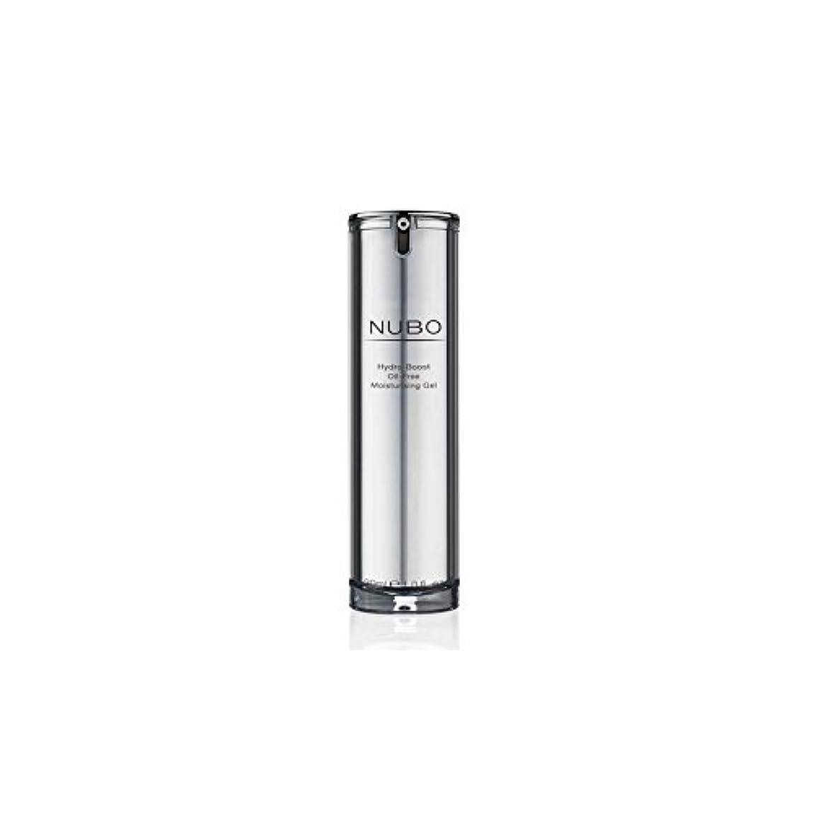 フォーマル王族ドライNubo Hydro Boost Oil Free Moisturising Gel (30ml) (Pack of 6) - 水力ブーストオイルフリーの保湿ジェル(30ミリリットル) x6 [並行輸入品]