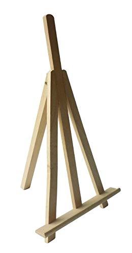 Chevalet en bois - 25 cm - qualité supérieure - Graines créatives
