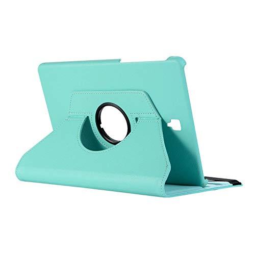 Hülle für Samsung Galaxy Tab S4 SM-T830 T835 10.5 Zoll Schutzhülle Smart Cover 360° Drehbar Hellblau