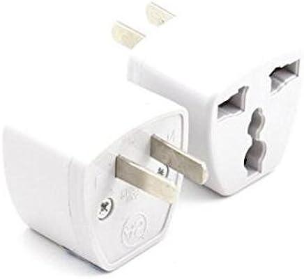 Sungpunet Travel to US Plug Power Adapter Converter USA America United States from Worldwide