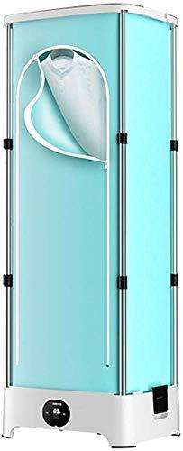 Wäschetrockner entfernt Feuchtigkeit angenehm weich trocknend Haushaltskapazität Kompakter Wäschetrockner, tragbar, Leistung 900 W, zusammenklappbare Lagerung, zusammenklappbarer Trockner Schnelltroc