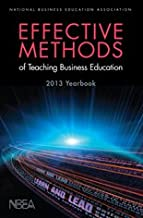 Effective Methods of Teaching Business Education