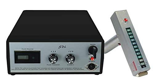SDL-A-80 Sistema de depilación por Avance de alta potencia electrólisis médica cicatriz de acné y permanente, Negro