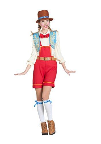 Banyant Toys, S.L. Disfraz DE PINOCHO Mujer