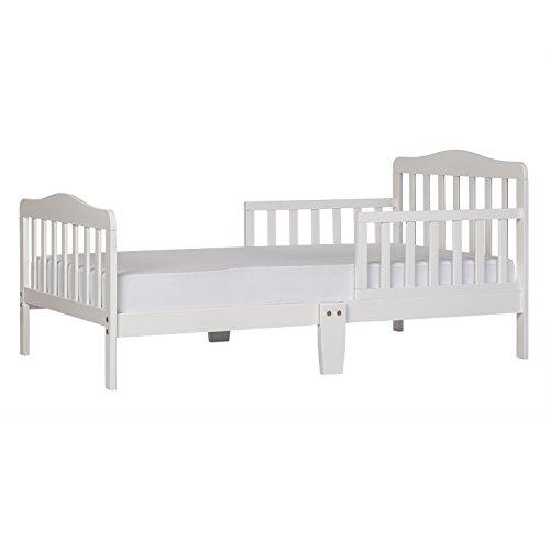 Dream On Me Weißes Kinderbett mit klassischem Design von Greenguard Gold zertifiziert