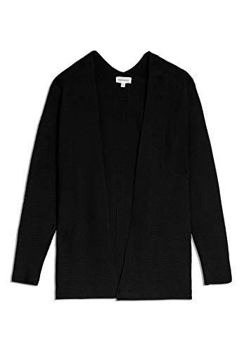 ARMEDANGELS MAASHAA - Damen Cardigan aus Bio-Baumwolle XS Black Strick Cardigan Loose fit