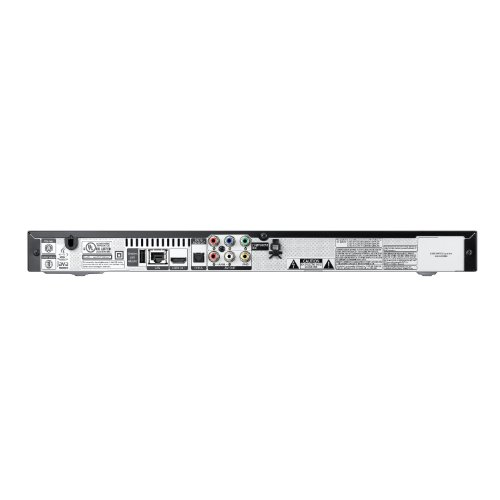 Samsung BD-C5500C Blu-ray Disc / DVD Player Disco Blu-ray / Reproductor DVD with Full HD 1080p Up-Conversion & Wireless Internet Ready