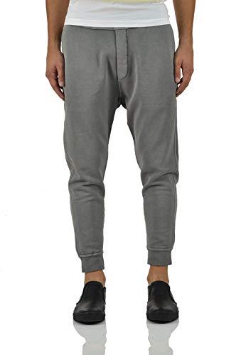 Dsquared2 Tracksuit Pants Grey Herren - Größe: M - Farbe: Grau - Neu
