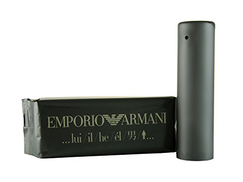 Emporio Armani by Giorgio Armani for Men - 3.4 oz EDT Spray.