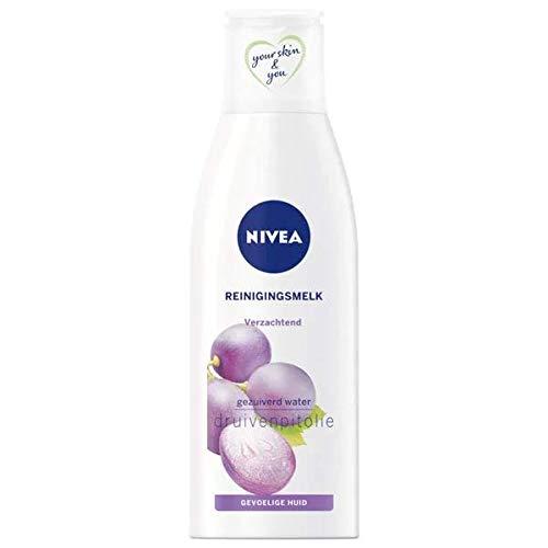 Nivea Sensitive Reinigungsmilch, 200 ml