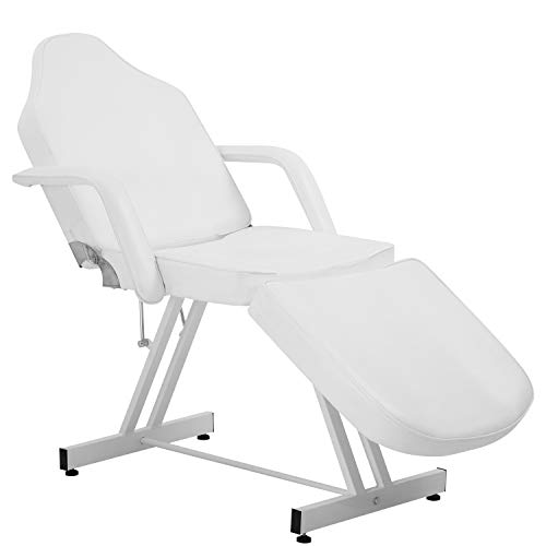 73 Inch Massage Bed Multipurpose Massage Table Spa Salon Facial Bed Adjustable Folding Massage Table Tattoo Chairs Salon Massage Equipment