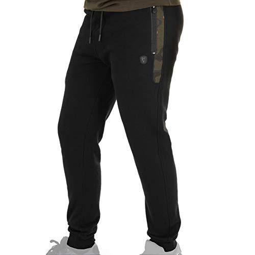 Fox Black/Camo Jogger - Angelhose, Größe:XL