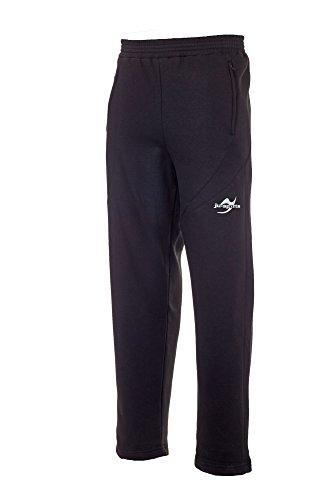 Ju-Sports Element–Team Wear Uomo Core Sweat Pant Nero, Uomo, Teamwear Element Core Sweat Pant Schwarz, Nero, XS