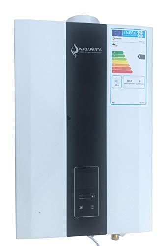 Wagaparts JSG24-LE 12 liter geschlossener modulierender Geysir PROPAAN/BUTAAN