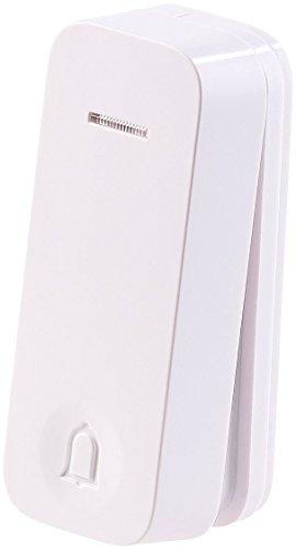 CASAcontrol Zubehör zu Funkklingel-Set: Kinetischer Funk-Taster für Empfänger-Serie KFS-150, IP67 (Funktürklingel-Set)