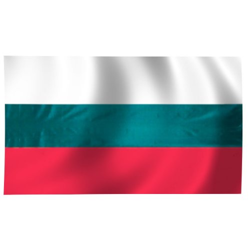 Bulgarien National Flagge Bulgarische Fahne 90x150 cm Polyester by OnebasispointEU