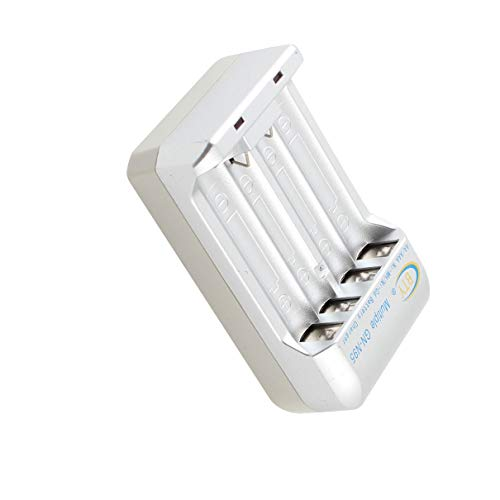 Aexit US Electric Toy AA AAA Batterie Rote LEDs Ladegerät AC 100-240V (acb3e38527a8d8e42c32d67440225485)