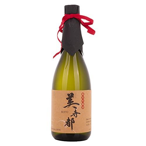 KIZAKURA Bijito Sake nihonshu Junmai Ginjo 14,5% Vol. 0,72l