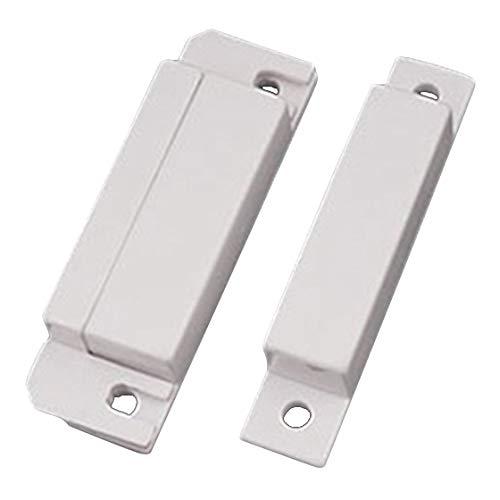 Youmine Sensor Magnetico Interruptor de Alarma para Puerta Ventana de Casa