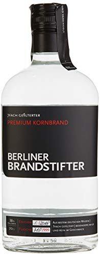 Berliner Brandstifter Premium Kornbrand (1 x 0.7 l)