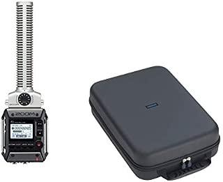 ZOOM ズーム - フィールドレコーダー/ショットガンマイク F1-SP + ソフトシェルケース SCU-40 セット