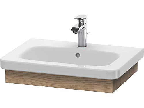 Duravit Waschtisch Blende DuraStyle 448x580x84mm für 232065, europäische eiche, DS608005252