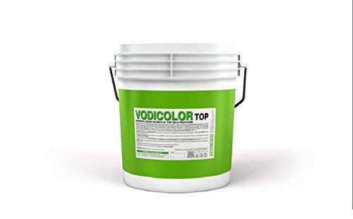 20 kg smalto membrana all 'acqua vernice azzurro chiaro piscine piscina resistente al cloro pittura adatta per piscine in cemento 10 kg per 30-50 metri quadr