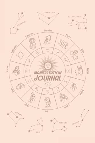 Manifestation Journal: Law of Attraction Techniques, Exercises and Tools for Creating Abundance, Success, and Joy | Law of Attraction Journal Workbook With Prompts to Manifest Your Desires
