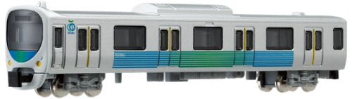 N gauge train NO.42 Seibu Railway 30000 Series (japan import)