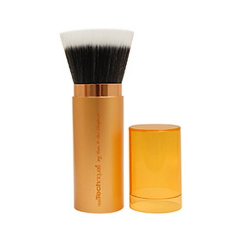 (3 Pack) Real Techniques Retractable Bronzer Brush - Copper
