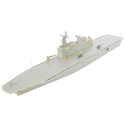 X-Toy Militares Modelo del Acorazado Kits, 1/700 Escala Militar Asalto Anfibio Dokdo Corea del Barco De Goma Rompecabezas Juguetes Adultos