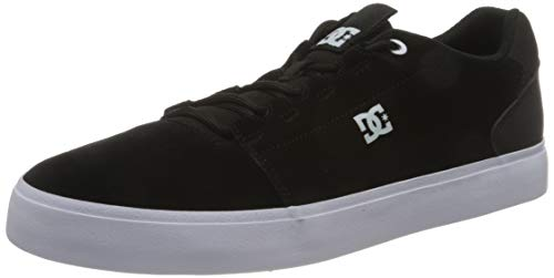 DC Shoes Hyde, Zapatillas Para Hombre, Black/Black/White, 44 EU