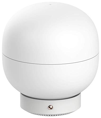 Aroma Diffuser Luftbefeuchter 500ml mit Haushalt Led Nachtlicht, 360 Grad Willkürliche Nebelrichtung und Wasserlos Automatisch Abschaltbar, USB Luftbefeuchter für Schlafzimmer, Büro, Wohnzimmer