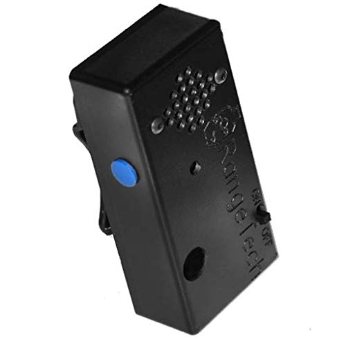 RangeTech Shot Timer - Bluetooth Shooting Shot Timer Perfect for USPSA IDPA 3 Gun and Defensive Training