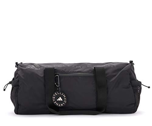 adidas Round S Gym Duffel Bag, Mujer, Black/Soft Powder, NS
